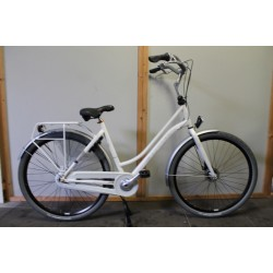 """Cortina Roots Transport Dames 51cm wit 28"""""""