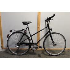 """Multicycle sportive MC 28"""" dames kleur groen  21 versnelling en handremmen"""