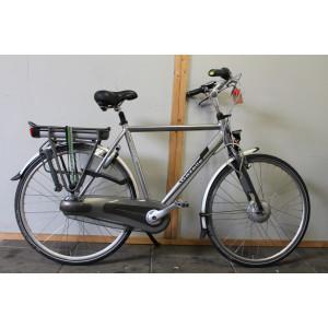 "Gazelle Orange Pure e-bike 28"" grijs 57cm"