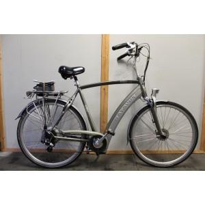 """Batavus Padova Easy heren e-bike 28"""" bruin 61cm"""