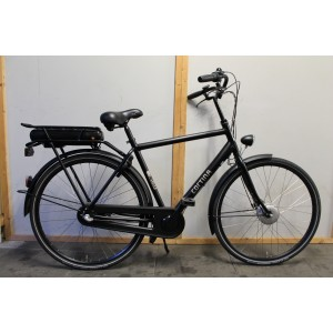 """Cortina U1 heren e-bike 28"""" zwart 54cm"""