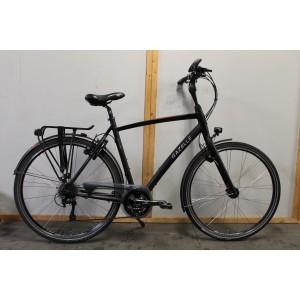 """Gazelle Chamonix Sportive S30 heren 28"""" zwart 57cm"""