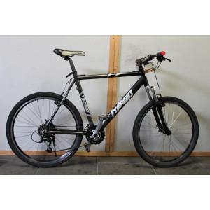 """Target XCM mountainbike 28"""" zwart 56cm"""