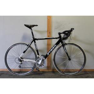 "X Trail Mb 0.3 racefiets 28"" zwart/wit 54cm"