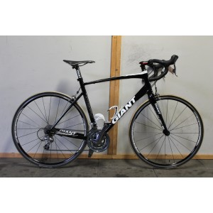 """Giant Defy Aluxx 6000 racefiets 28"""" zwart 55cm"""