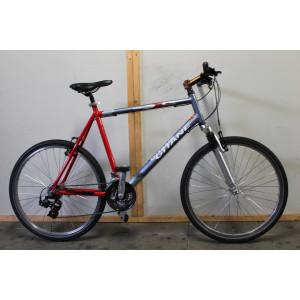 "Gitane Axtral 28"" racefiets 59cm grijs/rood"