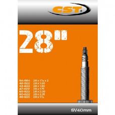 Binnenband cst 40/60-622/635 (28/29x1.75/2.35) frans ventiel 40mm