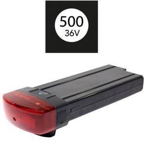 Accu Ecomo 36V cortina 500Wh