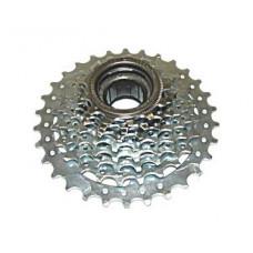 Freewheel sunrace 8sp 13-28 zilver