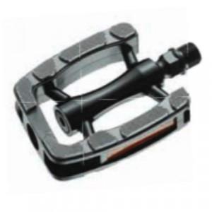 Pedalen union sp-2823 9/16 aluminium antislip zwart