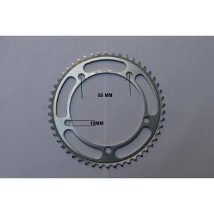 Kettingblad  50T  85 mm zilver royal la-5